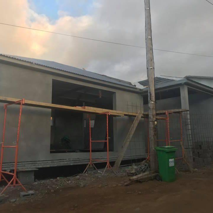 projet de construction de maison à Saint-Louis