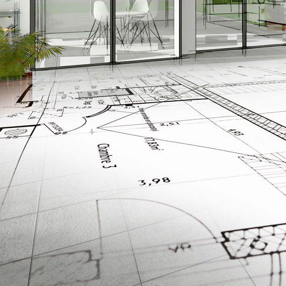 dessiner un plan de maison à Saint-Louis